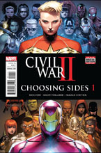 Image: Civil War II: Choosing Sides #1  [2016] - Marvel Comics