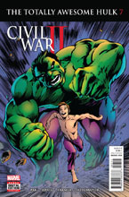 Image: Totally Awesome Hulk #7 - Marvel Comics