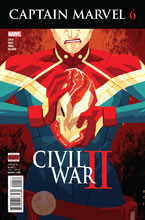 Image: Captain Marvel #6 - Marvel Comics