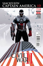 Image: Captain America: Sam Wilson #10 (ASO) - Marvel Comics