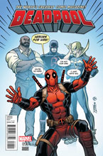 Image: Deadpool #13 (variant cover - Lim) - Marvel Comics