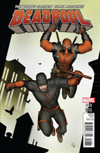 Image: Deadpool #13 (variant cover - Pham Daredevil)  [2016] - Marvel Comics