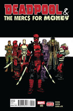 Image: Deadpool & the Mercs for Money #5  [2016] - Marvel Comics
