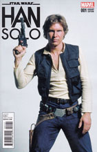 Image: Han Solo #1 (movie photo variant cover - 00131)  [2016] - Marvel Comics