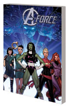 Image: A-Force Vol. 01: Hypertime SC  - Marvel Comics