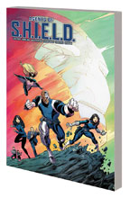 Image: Agents of S.H.I.E.L.D. Vol. 01: The Coulson Protocols SC  - Marvel Comics