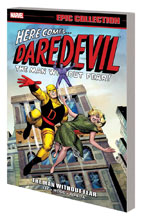 Image: Daredevil Epic Collection: The Man Without Fear SC  - Marvel Comics