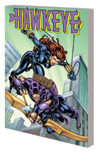 Image: Hawkeye & The Thunderbolts Vol. 02 SC  - Marvel Comics