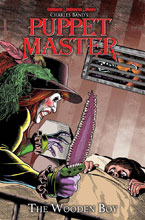Image: Puppet Master Vol. 03: The Wooden Boy SC  - Action Lab - Danger Zone