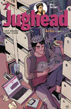 Image: Jughead Vol.03 #7 (cover B - Sanya Anwar) - Archie Comic Publications