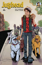 Image: Jughead Vol. 03 #7 (cover D - Cory Smith) - Archie Comic Publications