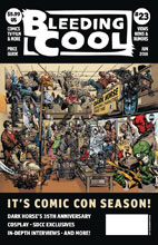 Image: Bleeding Cool Magazine #23 - Bleeding Cool