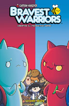 Image: Bravest Warriors Vol. 07 SC  - Boom! Studios