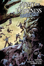 Image: Army of Darkness: Furious Road #4 (cover A - Hardman) - Dynamite