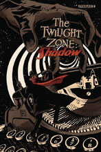Image: Twilight Zone: The Shadow #3 (cover A - Francavilla)  [2016] - Dynamite
