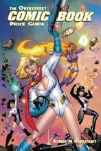 Image: Overstreet Comic Book Price Guide Vol. 46 HC  (Power Girl cover) - Gemstone Publishing