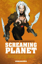 Image: Alexandro Jodorowsky's Screaming Planet SC  - Humanoids Inc