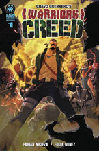 Image: Chavo Guerrero's Warrior's Creed #1 [English version]  [2016] - Lion Forge