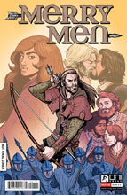 Image: Merry Men #1  [2016] - Oni Press Inc.