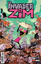 Image: Invader Zim #11 - Oni Press Inc.