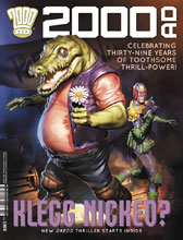 Image: 2000 AD Pack  (Jun 2016) - Rebellion / 2000AD