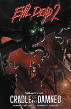 Image: Evil Dead 2 Vol. 02: Cradle of the Damned SC  - Space Goat Publishing