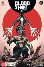 Image: Bloodshot Reborn #14 (cover A - Giorello) (New Arc) - Valiant Entertainment LLC