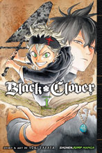 Image: Black Clover Vol. 01 SC  - Viz Media LLC
