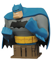 Image: Batman the Animated Series Resin Bust: Dark Knight Batman  - Diamond Select Toys LLC