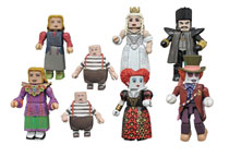 Image: Alice Through Looking Glass Minimates Series 1 Assortment  - Diamond Select Toys LLC
