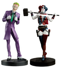 Image: DC Comics Eaglemoss Masterpiece Collection: The Joker & Harley Quinn #5 - Eaglemoss Publications Ltd
