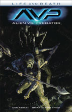 Image: Alien vs. Predator: Life and Death SC  - Dark Horse Comics