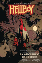 Image: Hellboy: An Assortment of Horrors SC  - Dark Horse Comics