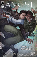 Image: Angel Season 11 #6 (main cover - Fischer)  [2017] - Dark Horse Comics