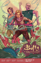 Image: Buffy the Vampire Slayer Season 11 Vol. 01: The Spread of their Evil SC  - Dark Horse Comics