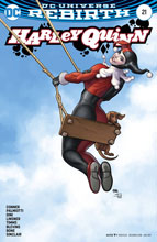 Image: Harley Quinn #21 (variant cover - Frank Cho) - DC Comics