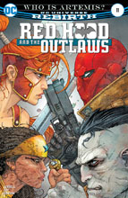Image: Red Hood and the Outlaws #11  [2017] - DC Comics