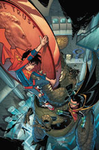Image: Super Sons #5  [2017] - DC Comics