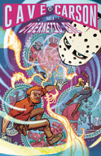 Image: Cave Carson Has a Cybernetic Eye #9  [2017] - DC Comics -Young Animal