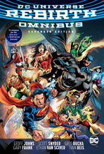 Image: DC Universe Rebirth Omnibus Expanded Edition HC  - DC Comics