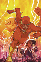 Image: Flash Rebirth Deluxe Edition Vol. 01 HC  - DC Comics