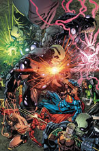Image: Justice League Vol. 03: Timeless  (Rebirth) SC - DC Comics