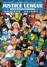 Image: Justice League International Omnibus Vol. 01 HC  - DC Comics
