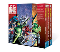 Image: Justice League by Geoff Johns Box Set Vol. 01 SC  - DC Comics