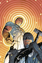 Image: Midnighter and Apollo SC  - DC Comics