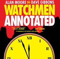 Image: Watchmen Annotated HC  - DC Comics