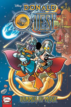 Image: Donald Quest: Hammer of Magic SC  - IDW Publishing