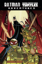 Image: Batman / Teenage Mutant Ninja Turtles Adventures Direct Market SC  - IDW Publishing