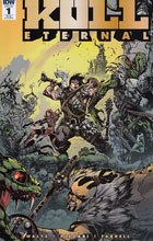 Image: Kull Eternal #1 (Jheremy Raapack incentive cover - 00141) (25-copy) - IDW Publishing