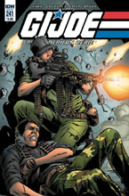 Image: G.I. Joe: A Real American Hero #241 - IDW Publishing
